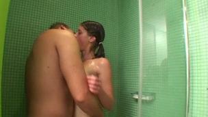Cutie Legal Age Teenager Caprice Fuck Hardcore Shower