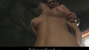 sucking puling hardcore blowjob doggystyle deepthroat slikking fetish bondage innbundet