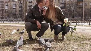 Blond vixen adult meet n fuck her boyfriend in a great way to get satisfied properly.