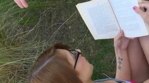 Teen schoolgirls in the marvelous sexually bizarre porn actions